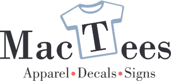 Mac Tees Screen Printing Signs Promotional Products