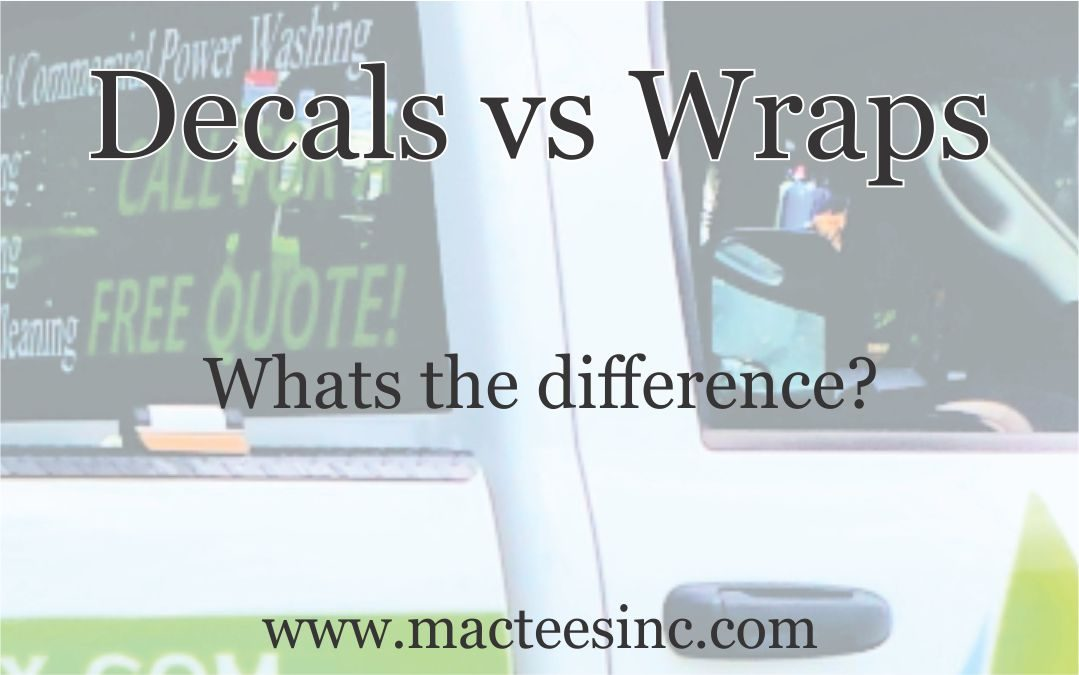 Car Wraps or Decals What's the difference and how to choose