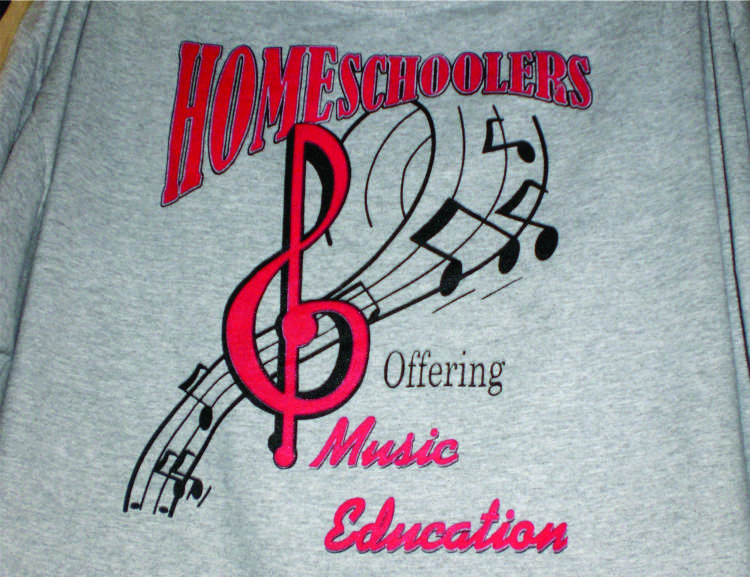 Homeschool T Shirts