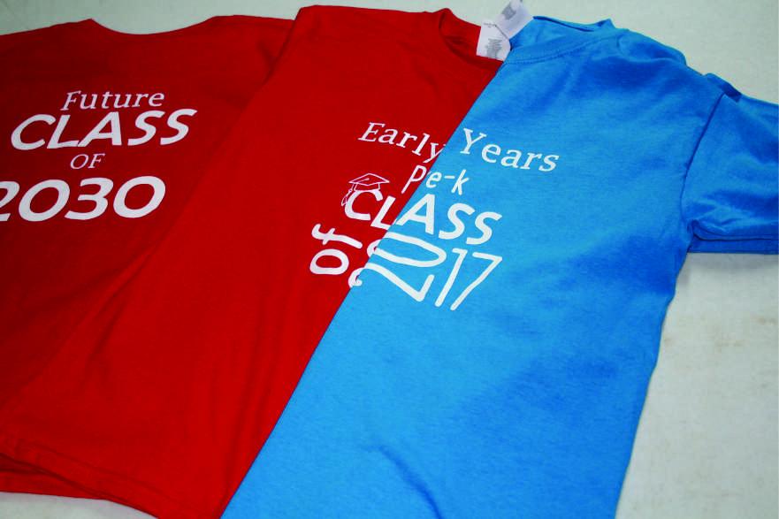 preschool class t shirts